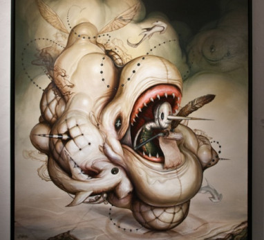 the grotesque in art nancy hightower