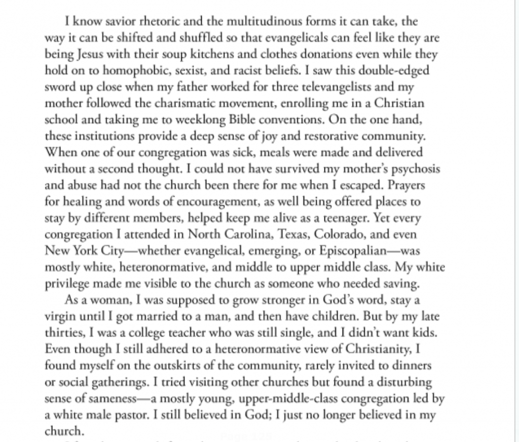 Strange Bedfellows, cont